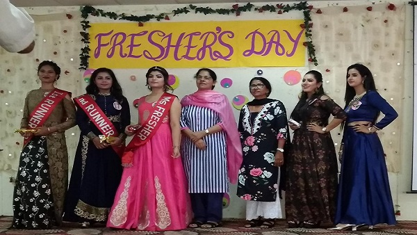 Fresher's Day Celebrations
